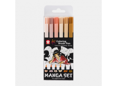 Koi Brush Pen set 6 Manga