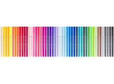 Expression Fineliners Brush Pens set 48